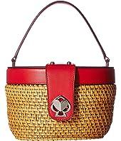 Kate Spade New York - Rose Medium Top-Handle Basket