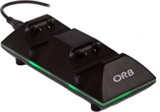 orb dual controller charge dock xbox one