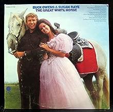 Buck Owens & Susan Raye The Great White Horse vinyl record