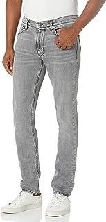Nudie Unisex Lean Dean Smooth Contrasts Jeans