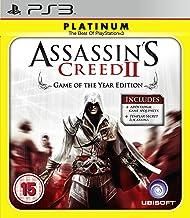 Assassins Creed 2: Game of The Year - Platinum Edition (PS3) [Importación inglesa]