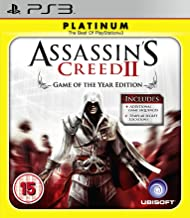 Assassins Creed 2: Game of The Year - Platinum Edition (PS3)