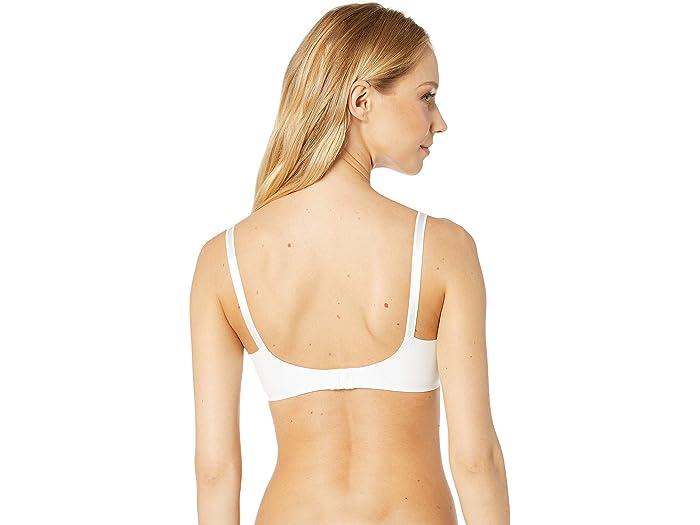 Warner's No Side Effects Underwire Bra White Underwear & Intimes