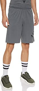 Under Armour Men's Sportstyle Cotton Wordmark Logo Shor Shorts