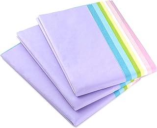 Hallmark 5TIS1096 Tissue Paper (Pastel Rainbow, 8 Colors) 120 Sheets for Gift Wrap, Crafts, DIY Paper Flowers, Tassel Garl...