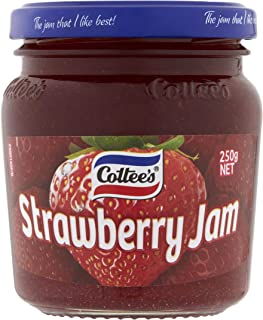Cottee's Strawberry Jam, 250g