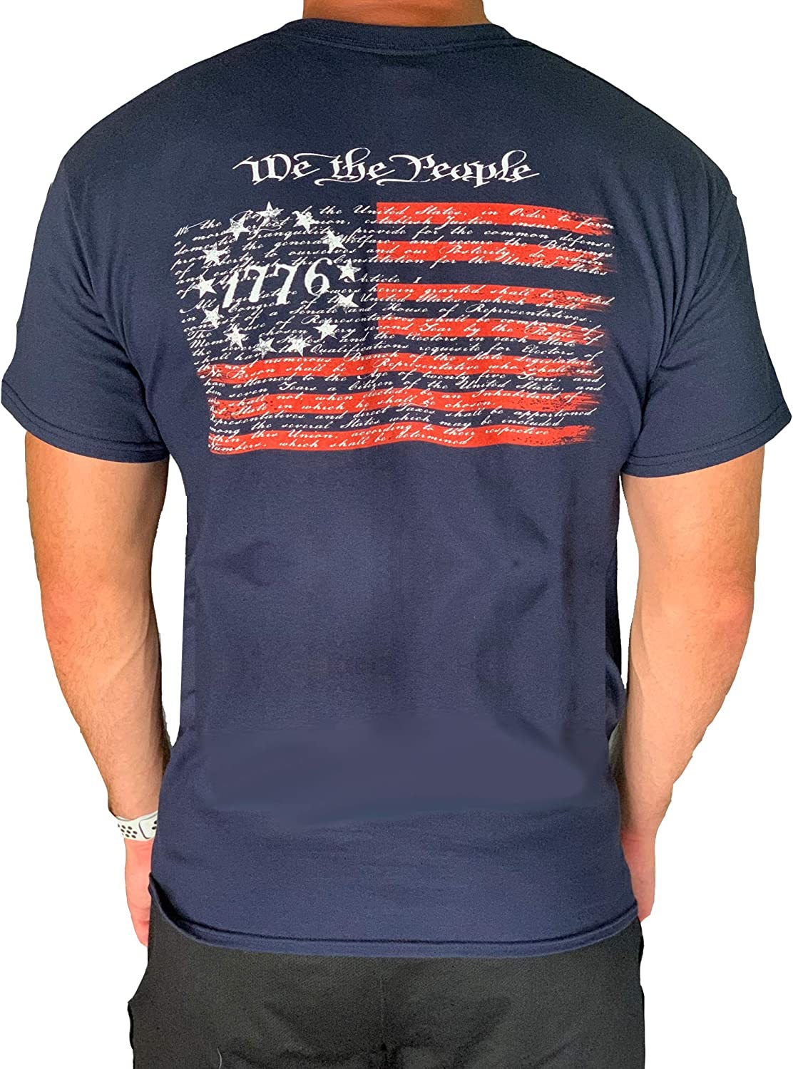 We The People Navy Youth T-Shirt