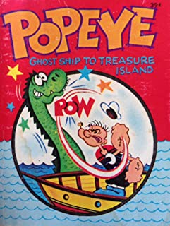 Best popeye ghost ship Reviews