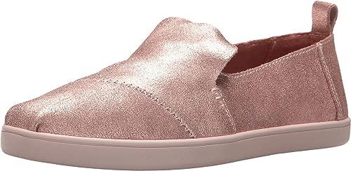Dalp Slipon Schuh Gold Größe  36 Farbe  Gold