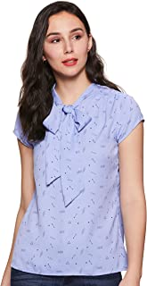 Amazon Brand - Symbol Women's Regular Fit Blouse