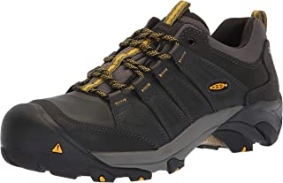 Men's Boulder Steel Toe Waterproof Industrial Shoe