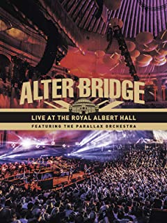 Alter Bridge: Live At The Royal Albert Hall Featuring The Parallax Orchestra