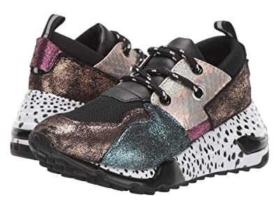 Steve Madden Kids Cliff (Little Kid/Big Kid) (Pewter Multi) Girl