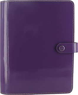 $80 » Filofax 2021 The Original Patent Purple - A5, 6 Rings, Includes Week On 2 Pages Calendar Diary, Multilingual (C022441-21),...