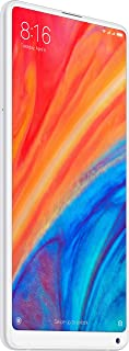 Xiaomi Mi MIX 2S with 6GB RAM and 64GB Storage 5.99-Inch Android 8.0 UK Version SIM-Free Smartphone - White (18737)
