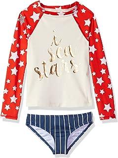 Billabong Girls' Girls' Seein' Stars Rashguard Set