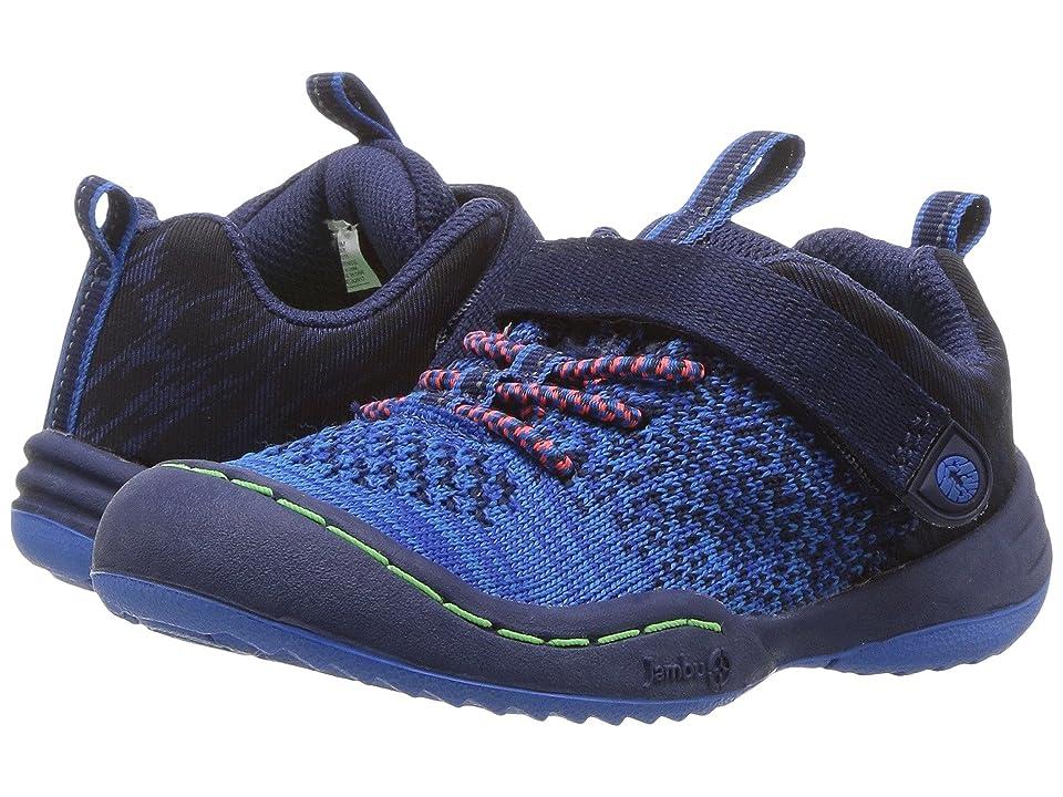 Jambu Kids Talon (Toddler) (Navy) Boys Shoes