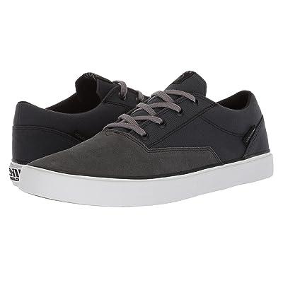 Volcom Draw Lo Suede Shoes (Grey Vintage) Men