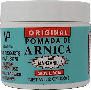 Original Pomada De Arnica Con Manzanilla Salve 2oz (58g.)