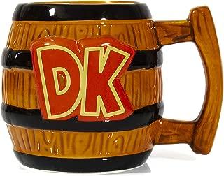 Paladone Donkey Kong Shaped Coffee Mug 10oz