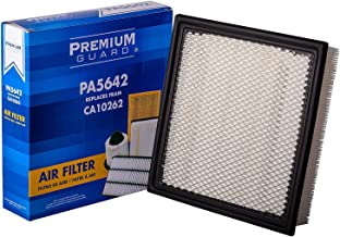 PG Air Filter PA5642  Fits 2002-18 Ford Lobo, 2007-20 Expedition, 2008-16 F-250 Super Duty, F-350 Super Duty, F-350, F-450 Super Duty, F-550 Super Duty, 2009-19 F-150, 2007-19 Lincoln Navigator