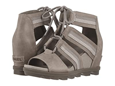 SOREL Joanietm II Lace (Ash Brown) Women
