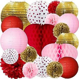Best valentine tissue paper heart Reviews