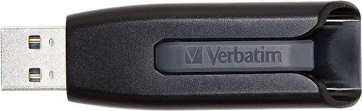 Verbatim Store 'N' Go - Memoria USB 3.0, Ultra Velocidad de 128 GB, Negro