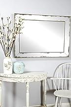مرآة حائط 79 ديكو , مقاس كبير, فضي