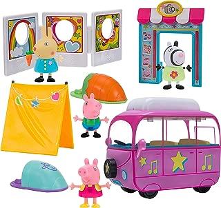 Peppa Pig Little Celebration Camper Combo Pack, Frustration-Free Packaging