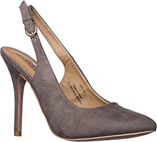 Best grey suede stiletto shoes Reviews