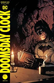 Doomsday Clock #3 (of 12) Variant Edition Release date 1/24/18
