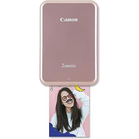 Imprimante Photo Portable Canon Zoemini Blanc /& Papier Zink ZOEMINI ZP2030 50F