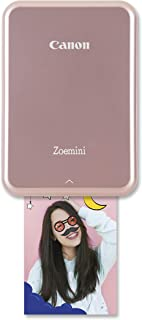 Canon Zoemini Pv-123 - Mini Impresora (Bluetooth USB 314 x 600 PPP Canon Mini Print) Color Rosa