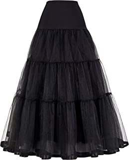 fancy dress petticoat