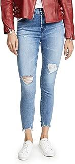 J Brand Women's Alana High Rise Crop Skinny Jeans