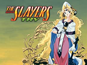 Slayers TRY (English Dubbed)