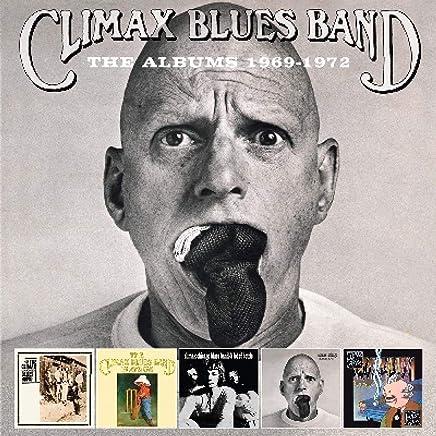 CLIMAX BLUES BAND - Albums 1969-1972 (2019) LEAK ALBUM