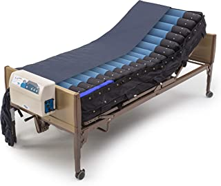Invacare microAIR Alternating Pressure Low Air Loss Mattress System, 600 lb. Weight Capacity, MA800