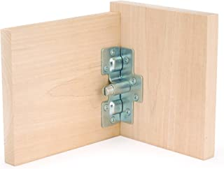 WoodRiver Bed Rail Bracket Set