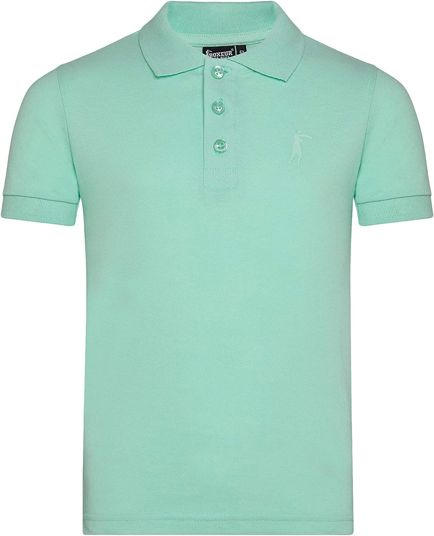 BOXEUR DES RUES - Youth Basic Polo Shirt, Kid