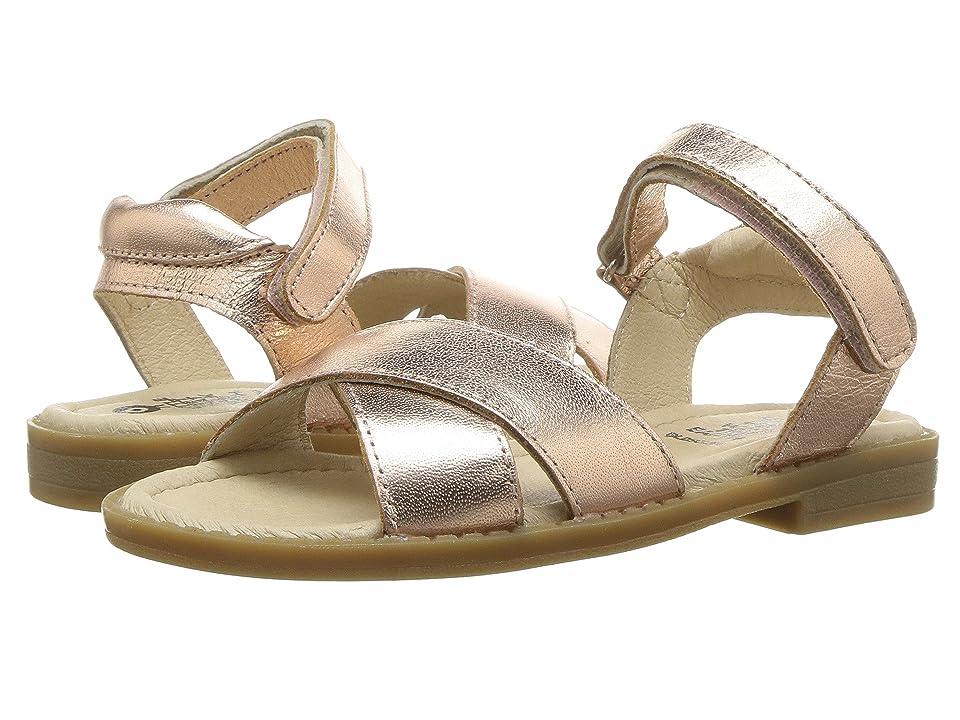 Old Soles Bouquet Sandal (Toddler/Little Kid) (Copper) Girls Shoes