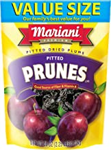 Best mariani pitted prunes Reviews