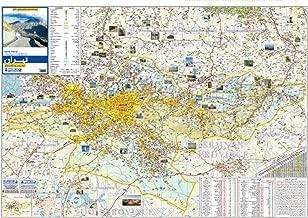 Tourist Map of Tehran Province