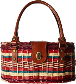 Patricia Nash Majadas Basket Bag