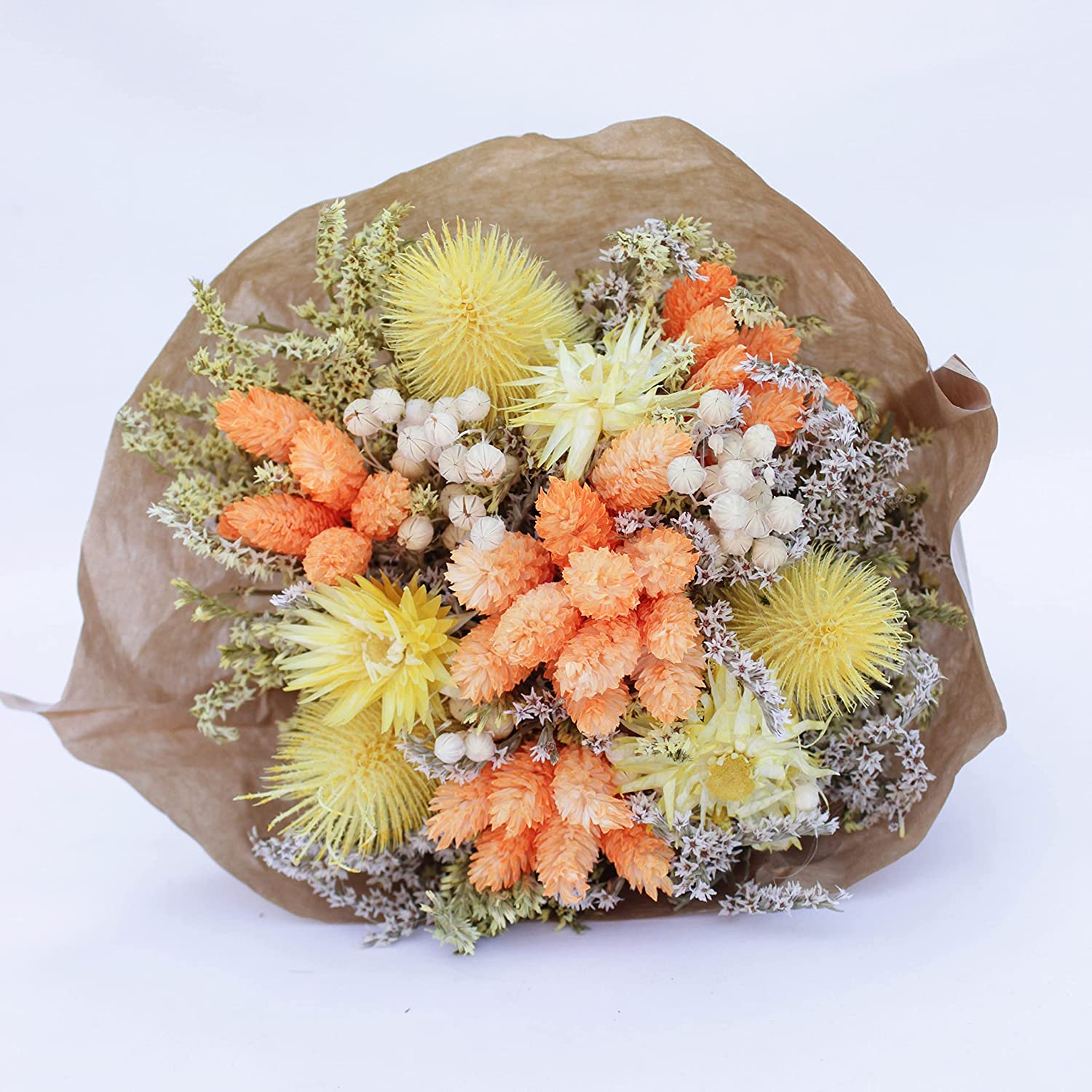 Bundle Industry No. 1 Now free shipping of Joy Bouquet Air-dried Flower Preserved Wild Bunch O