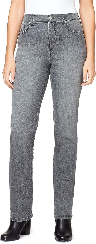 Gloria Vanderbilt Women's Plus Size Amanda Classic High Rise Tapered Jean