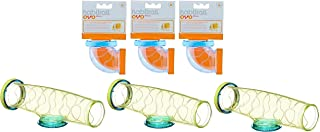 Habitrail Tube Combo Pack - 3-OVO Tubes and 3 OVO Elbows