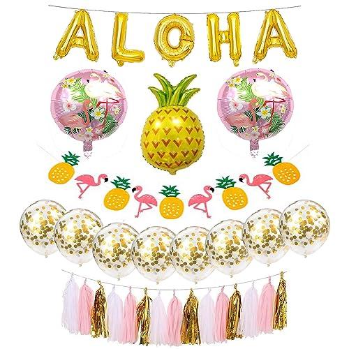 Aloha Party Decorations: Amazon com