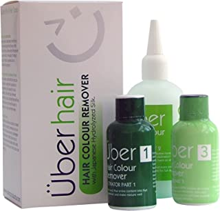 """Über Products Hair Colour Remover Set - """"Extra"""""""